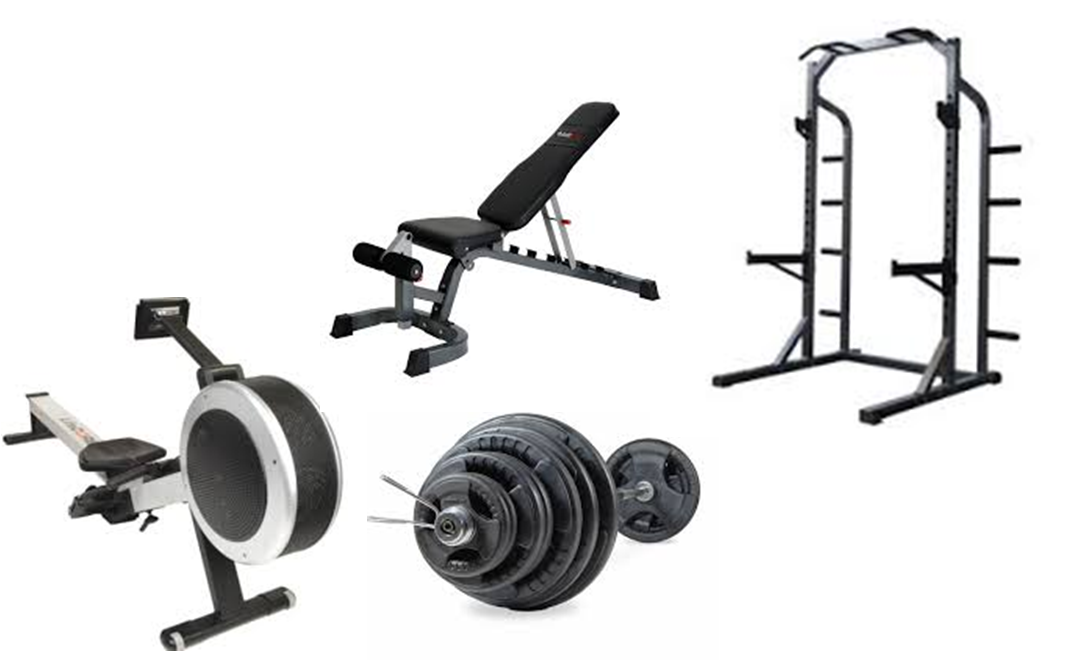 Introduction to the book. Weight clipart gym instrument