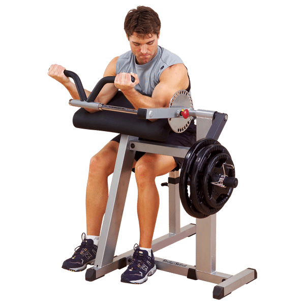 Weight clipart human weight machine. Body solid gcbt biceps
