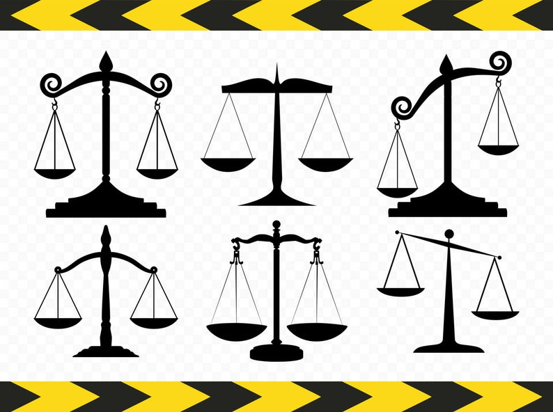Kitchen scale svg scales. Weight clipart justicia