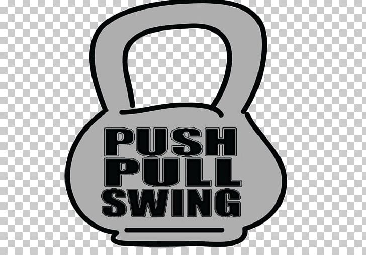 Training product logo png. Weight clipart kettlebell swing