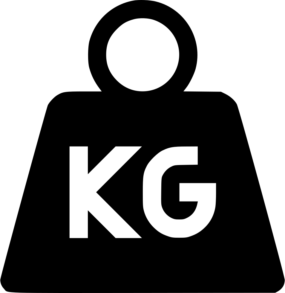 Svg png icon free. Weight clipart kilogram
