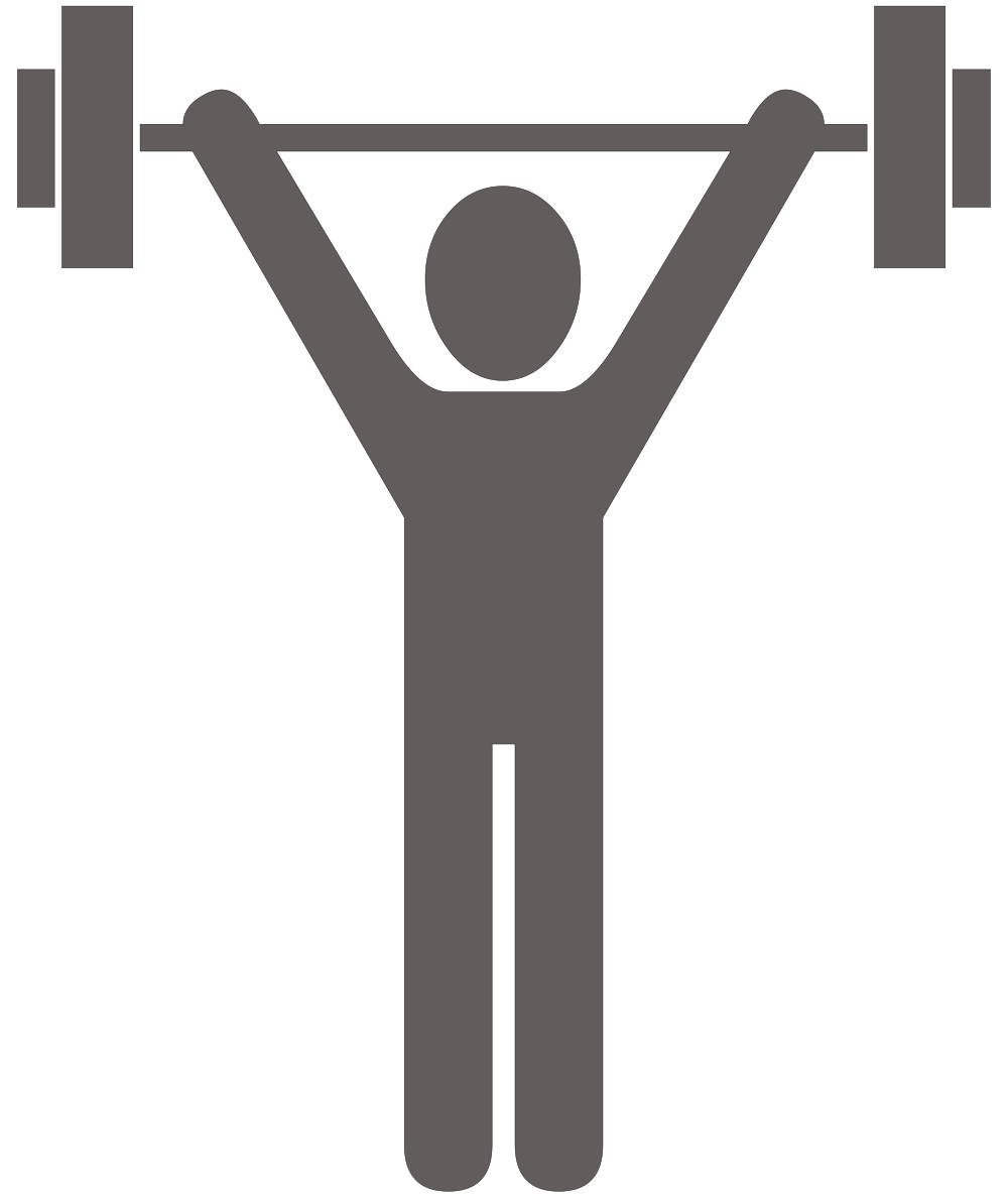 File weightlifting svg wikimedia. Weight clipart lift weight