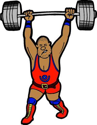Free weightlifting cliparts download. Weight clipart liftin