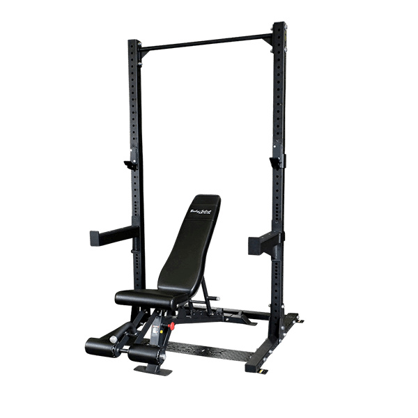Body solid spr commercial. Weight clipart squat rack
