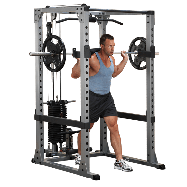 Weight clipart squat rack. Body solid gpr power