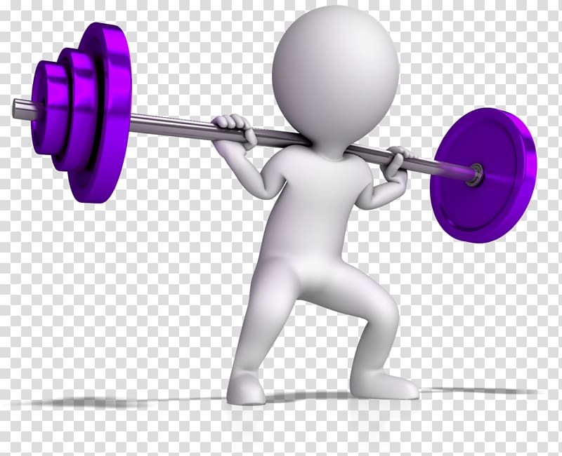 Training barbell exercise olympic. Weight clipart strength and conditioning