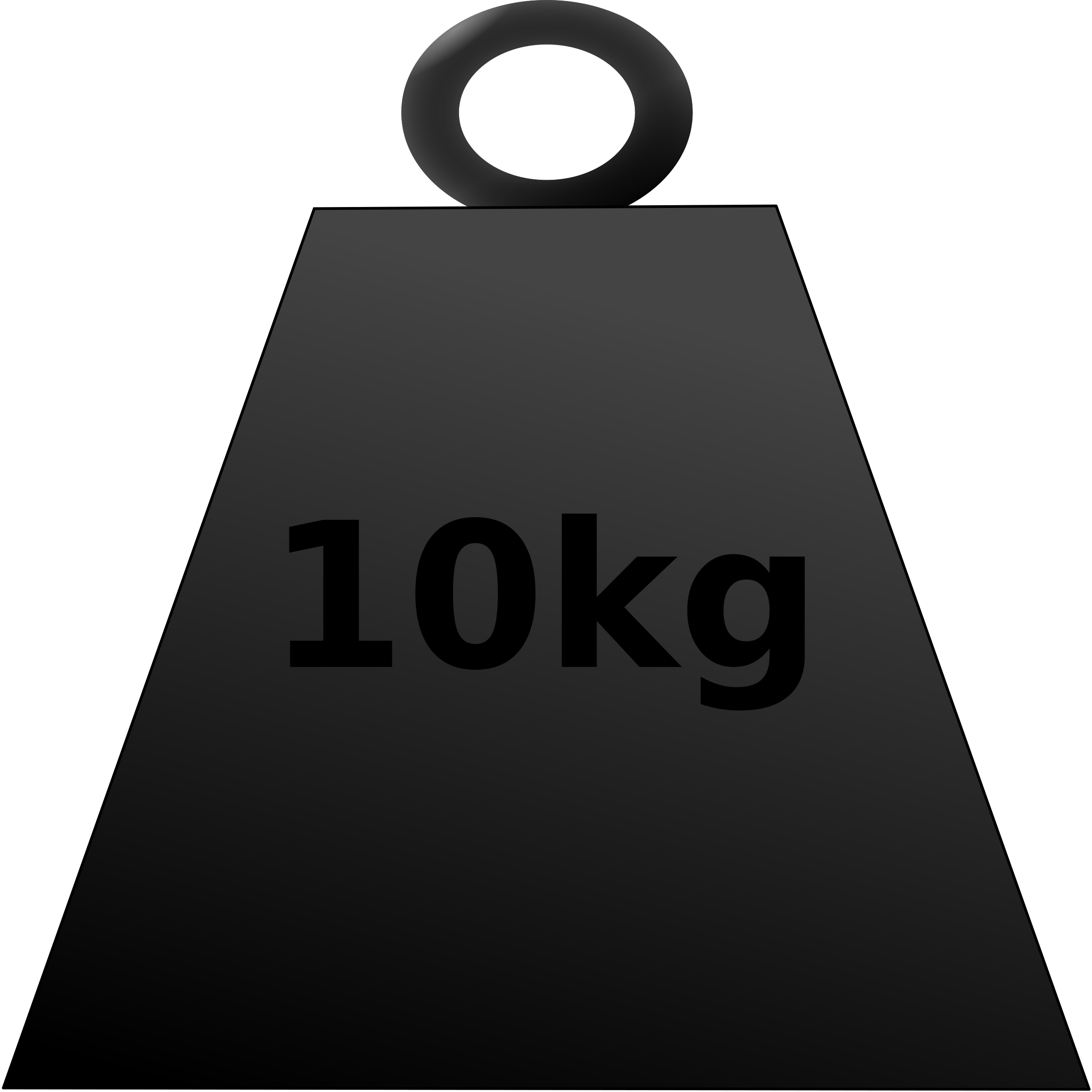 Kg big image png. Weight clipart svg