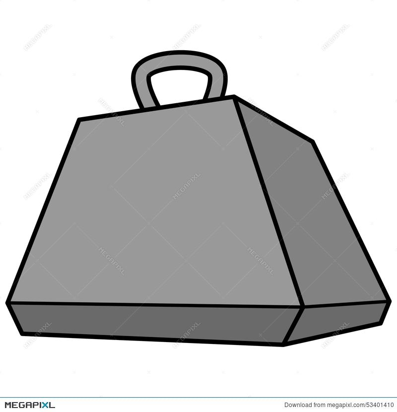 Weight clipart ton.  illustration megapixl