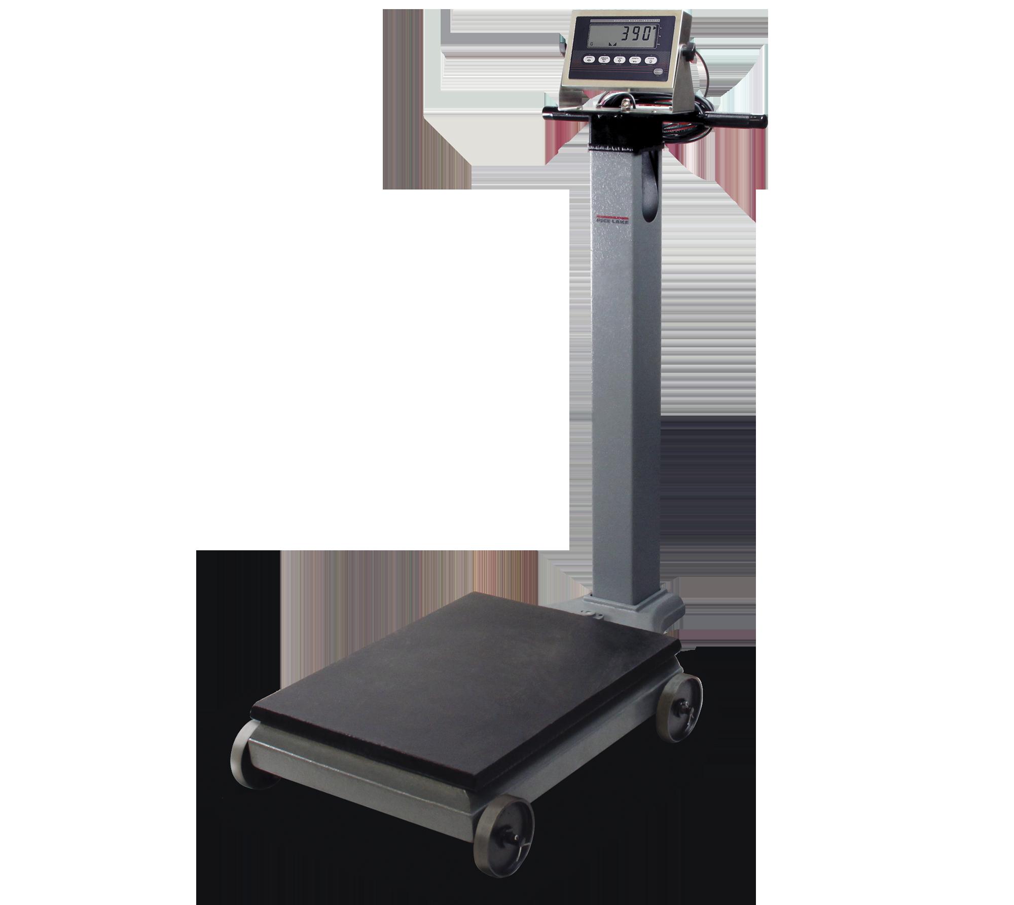 Rl em electromechanical portable. Weight clipart weigher