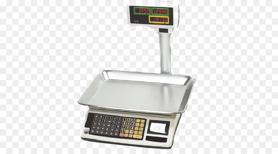 Measuring scales machine . Weight clipart weigher