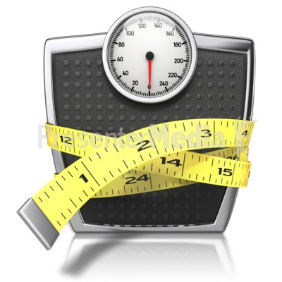 Loss tape scale with. Weight clipart weight measure