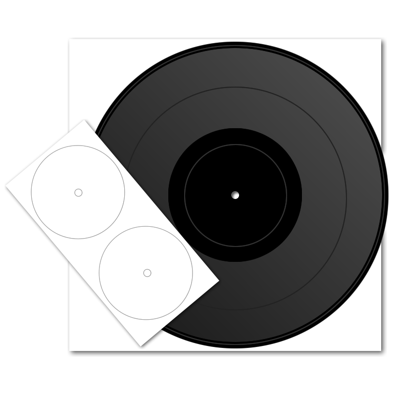 Dub studio plates singles. Weight clipart weight plate