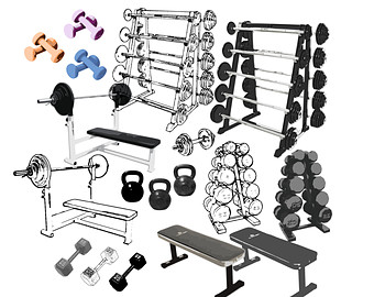 Gym clip art library. Weight clipart weight room