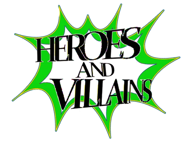 Hero s and villains. Weight clipart wellness