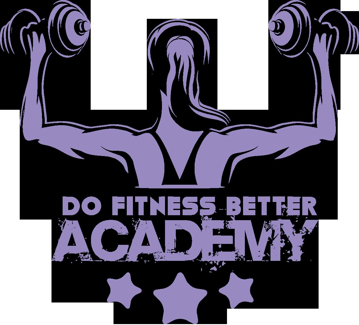 Do fitness better academy. Weight clipart workout gear