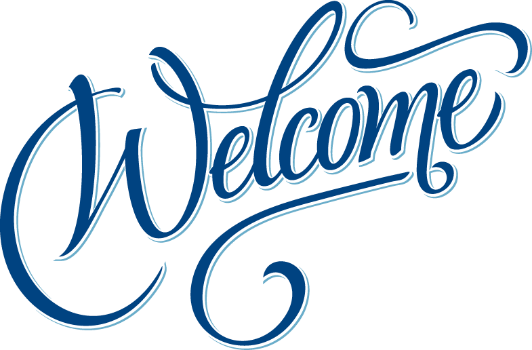 Welcome png images. Text sign transparent stickpng