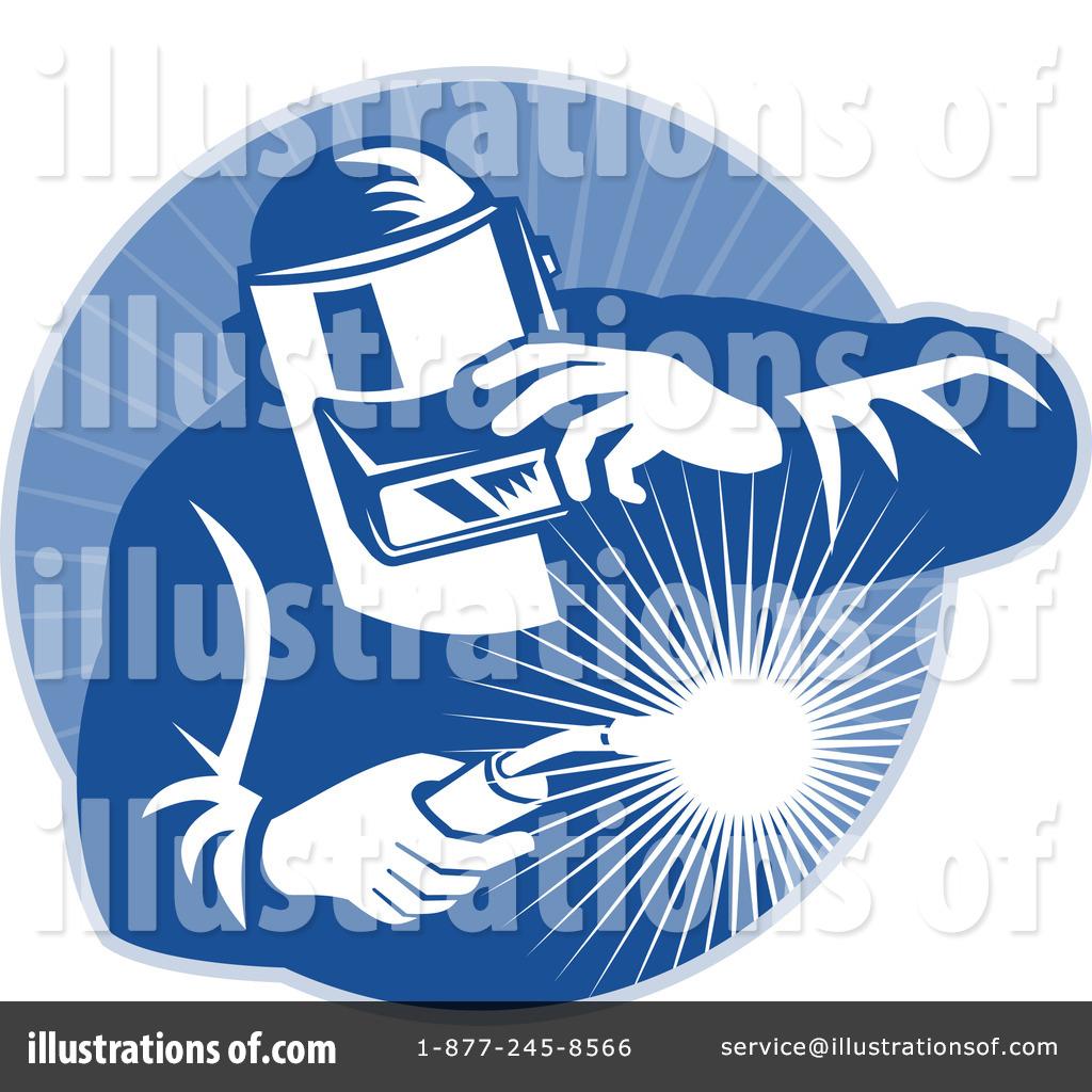 Illustration by patrimonio royaltyfree. Welding clipart