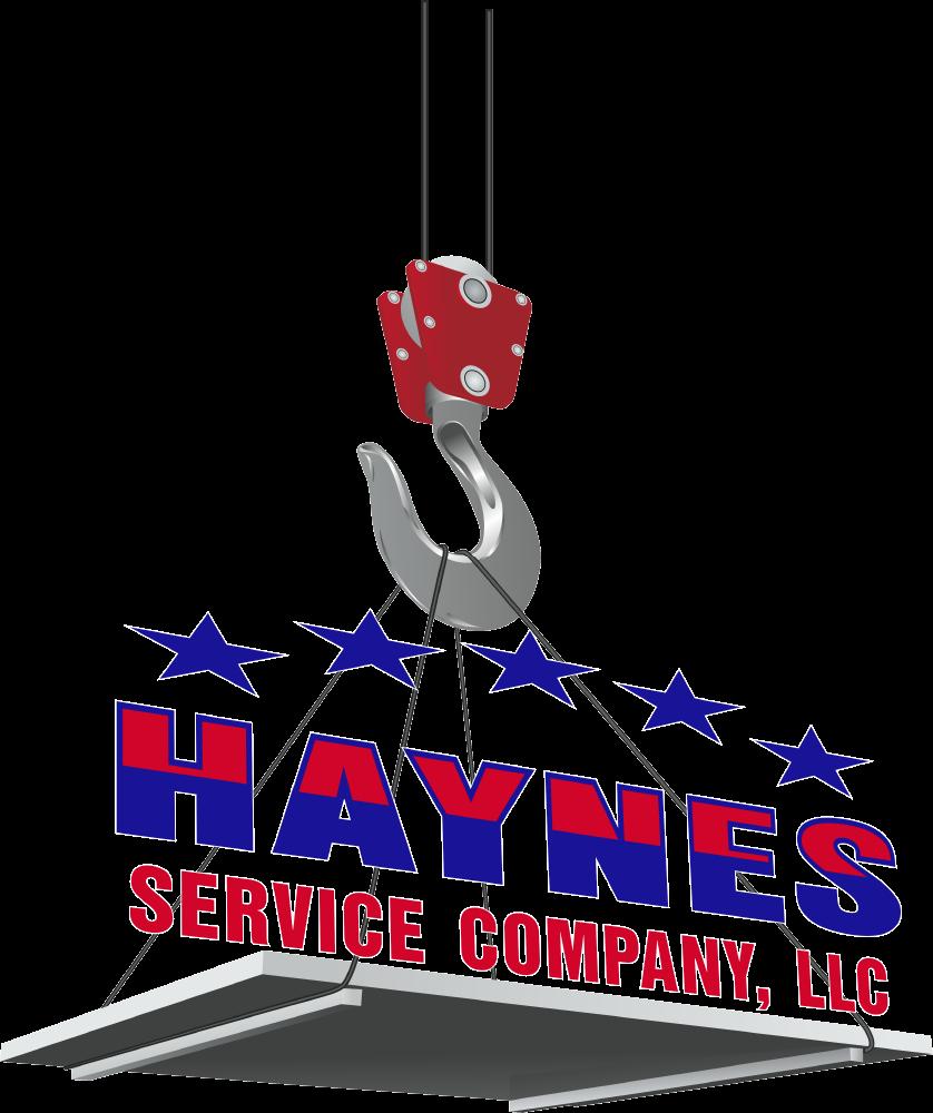 Haynes service company industrial. Welding clipart electrician
