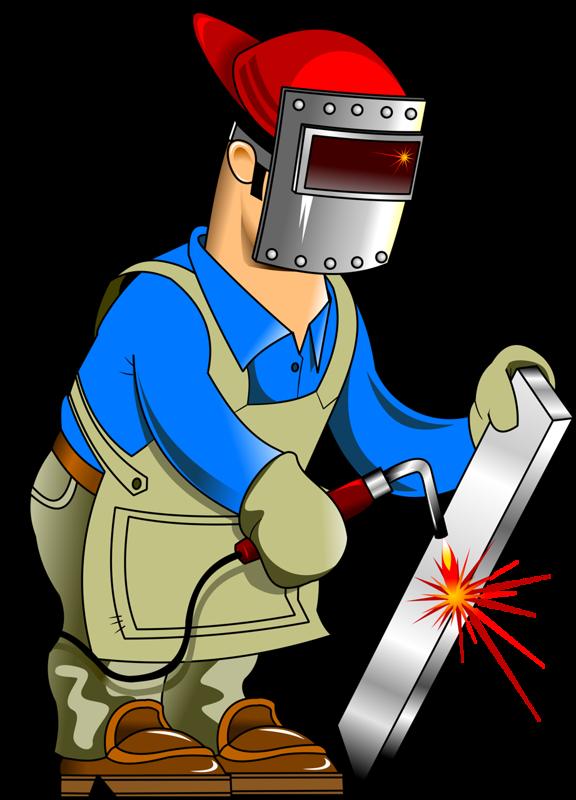 Welder tungsten arc clip. Welding clipart gas welding