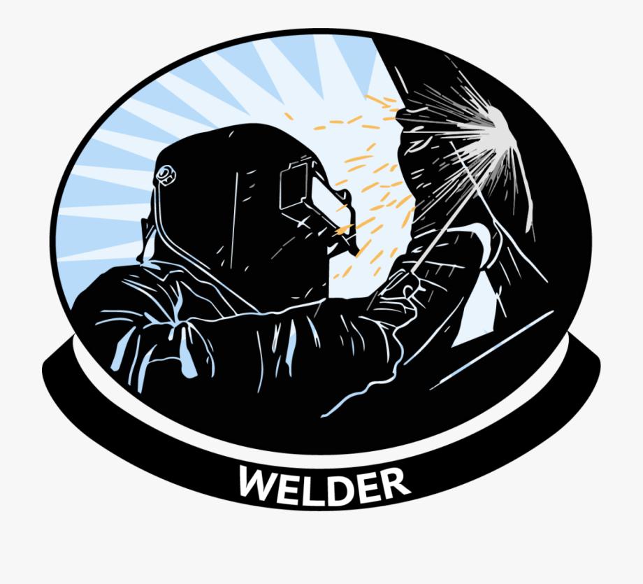 Welding clipart logo. Welder png clip art