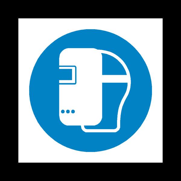 Welding clipart welding shield. Wear mask symbol sign