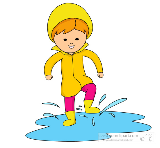 Wet clipart.  collection of weather