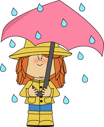 Free rainy cliparts download. Wet clipart under weather