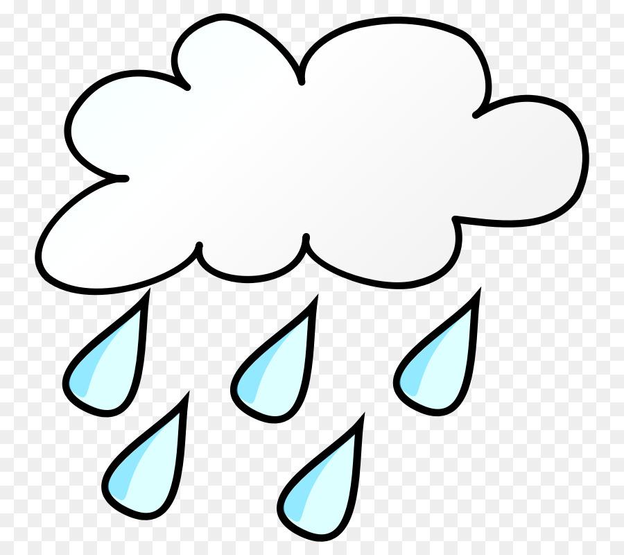 Rain season clip art. Wet clipart under weather