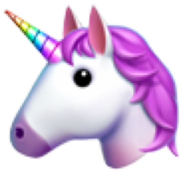 Sticker emojisticker unicorn magical. Wet clipart wet person
