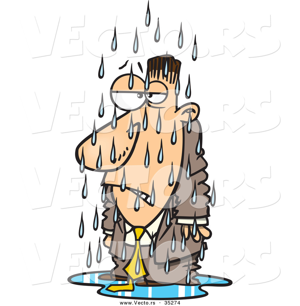Wet clipart wet person. Cliparts x making the
