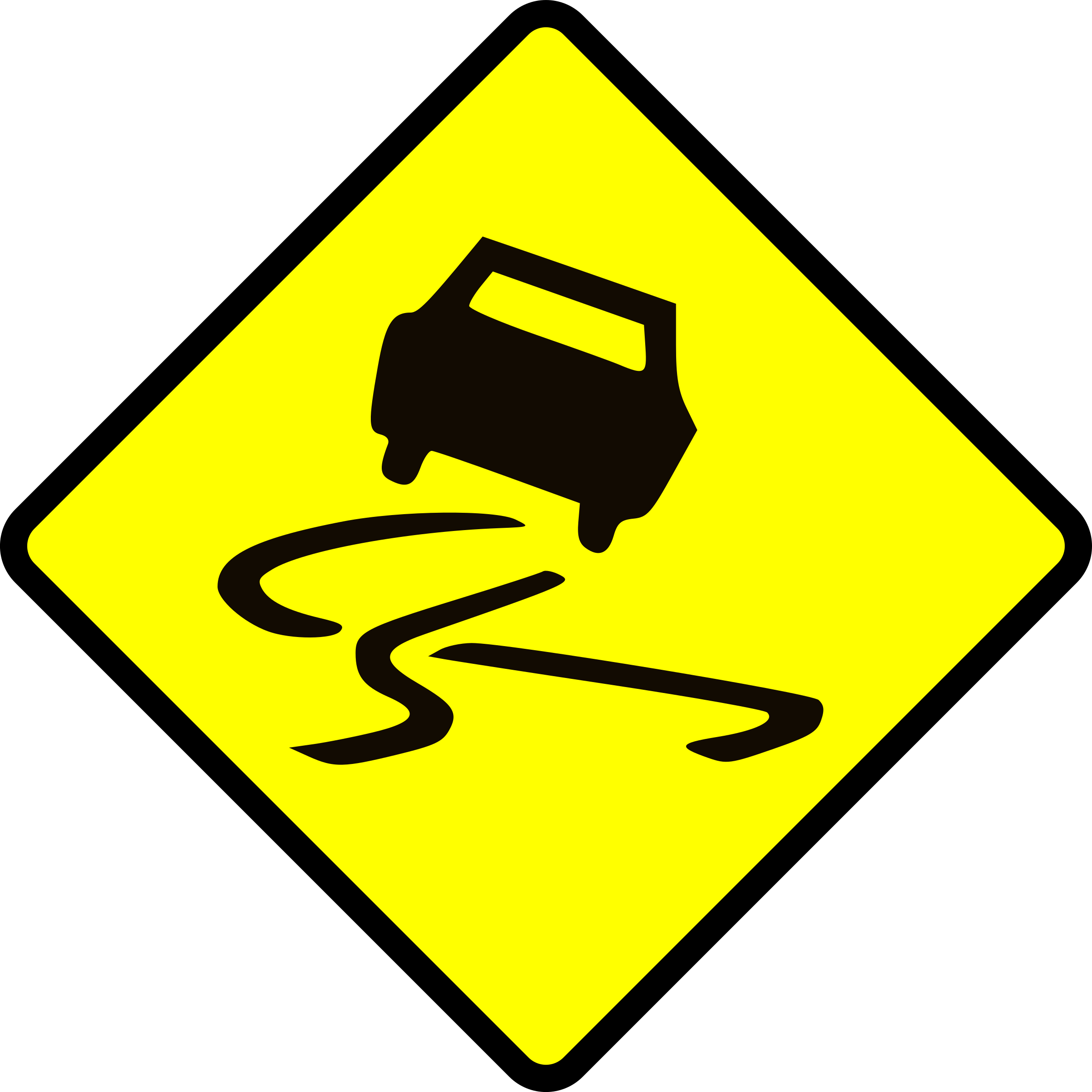 Wet clipart wet thing. Slippery when big image
