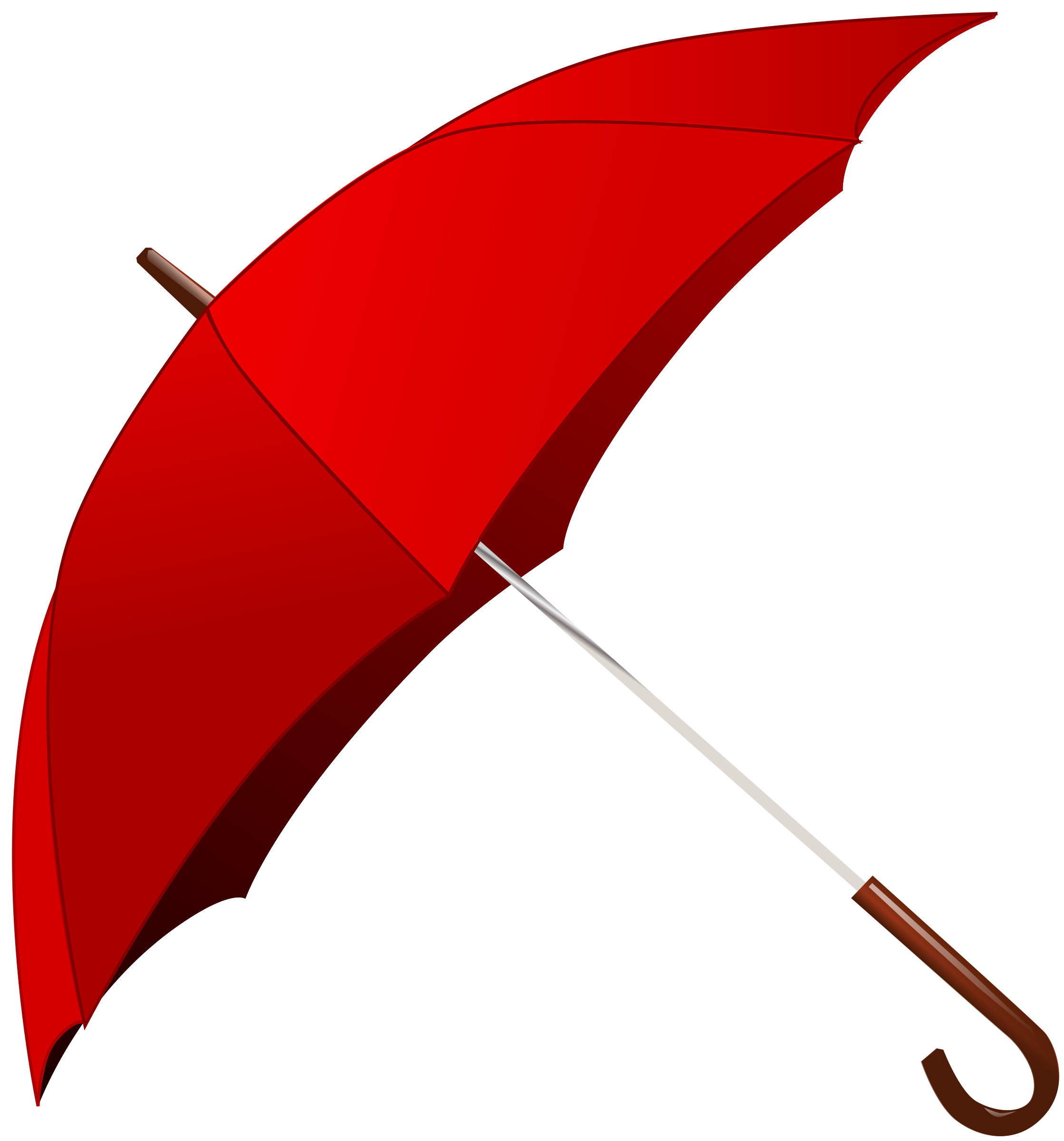 Free photo red safety. Wet clipart wet umbrella