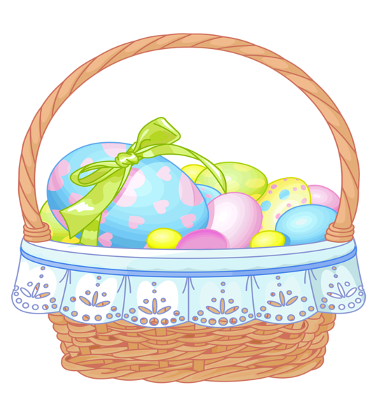 Wheat clipart basket. Forgetmenot baskets with easter