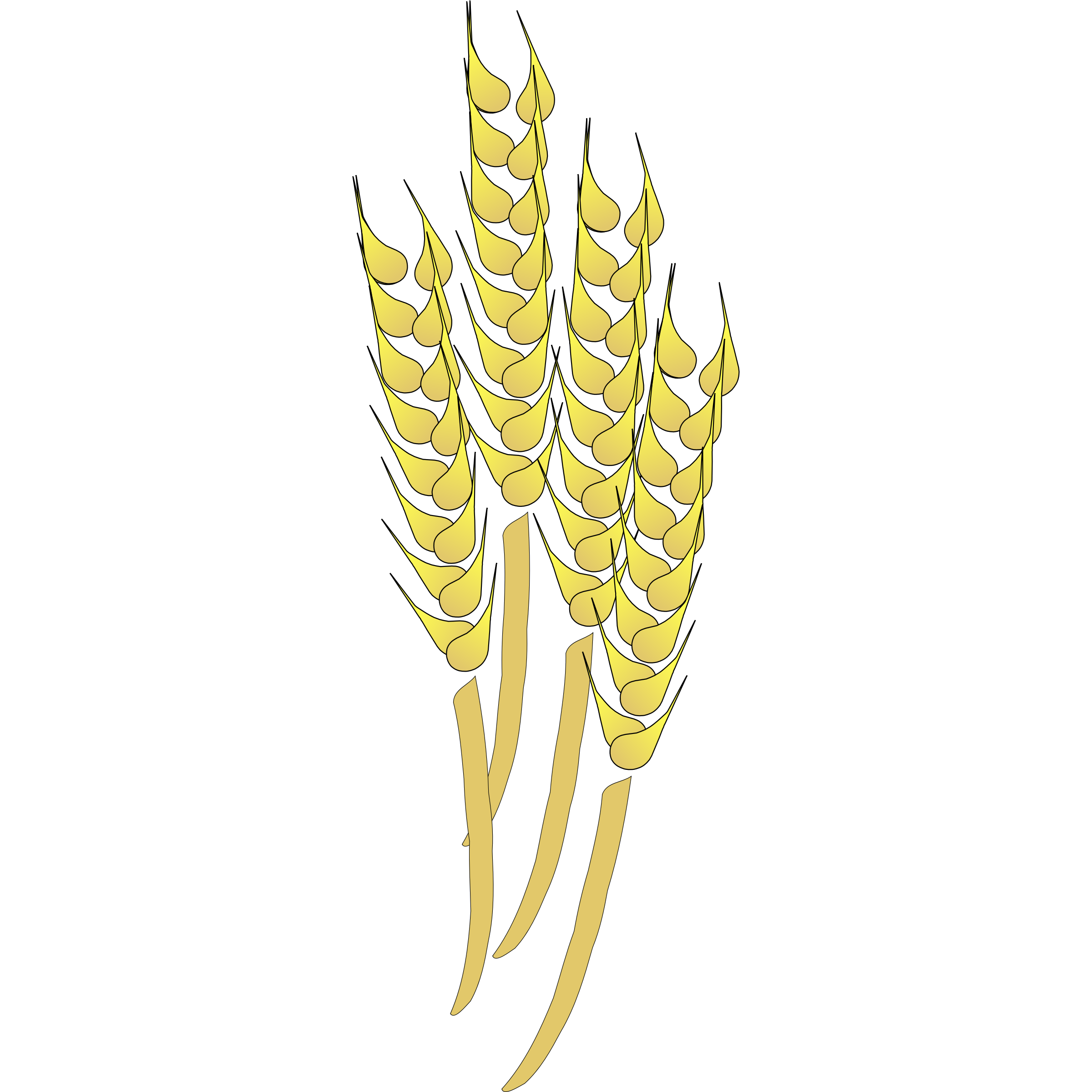 Cliparts for free and. Wheat clipart hay