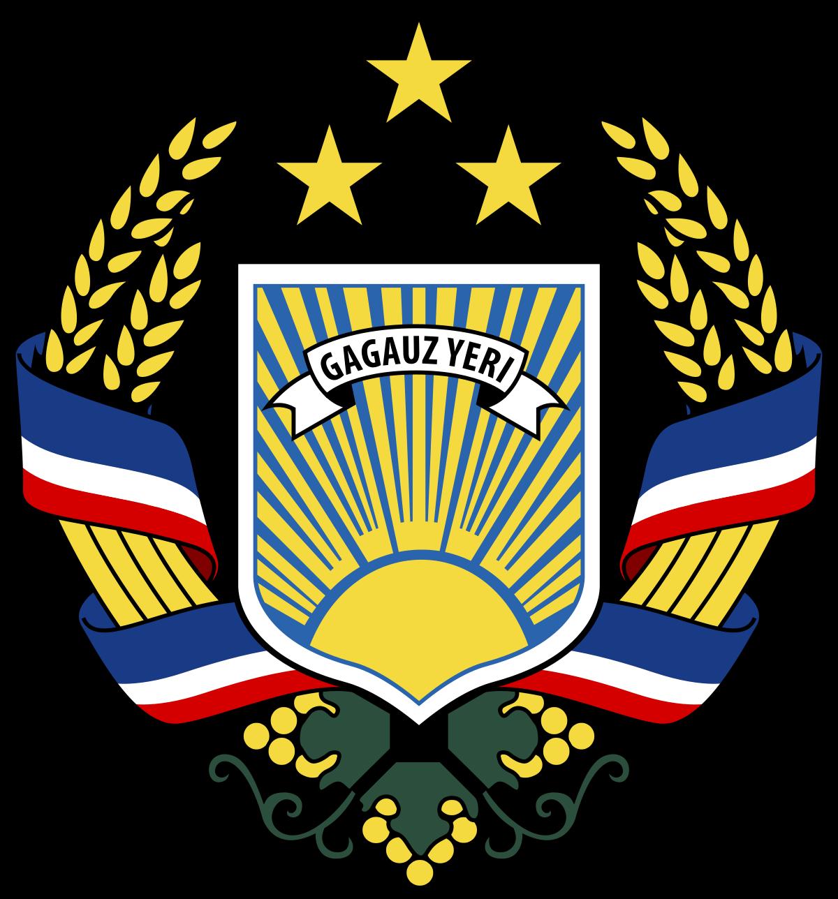 Coat of arms gagauzia. Wheat clipart heraldic