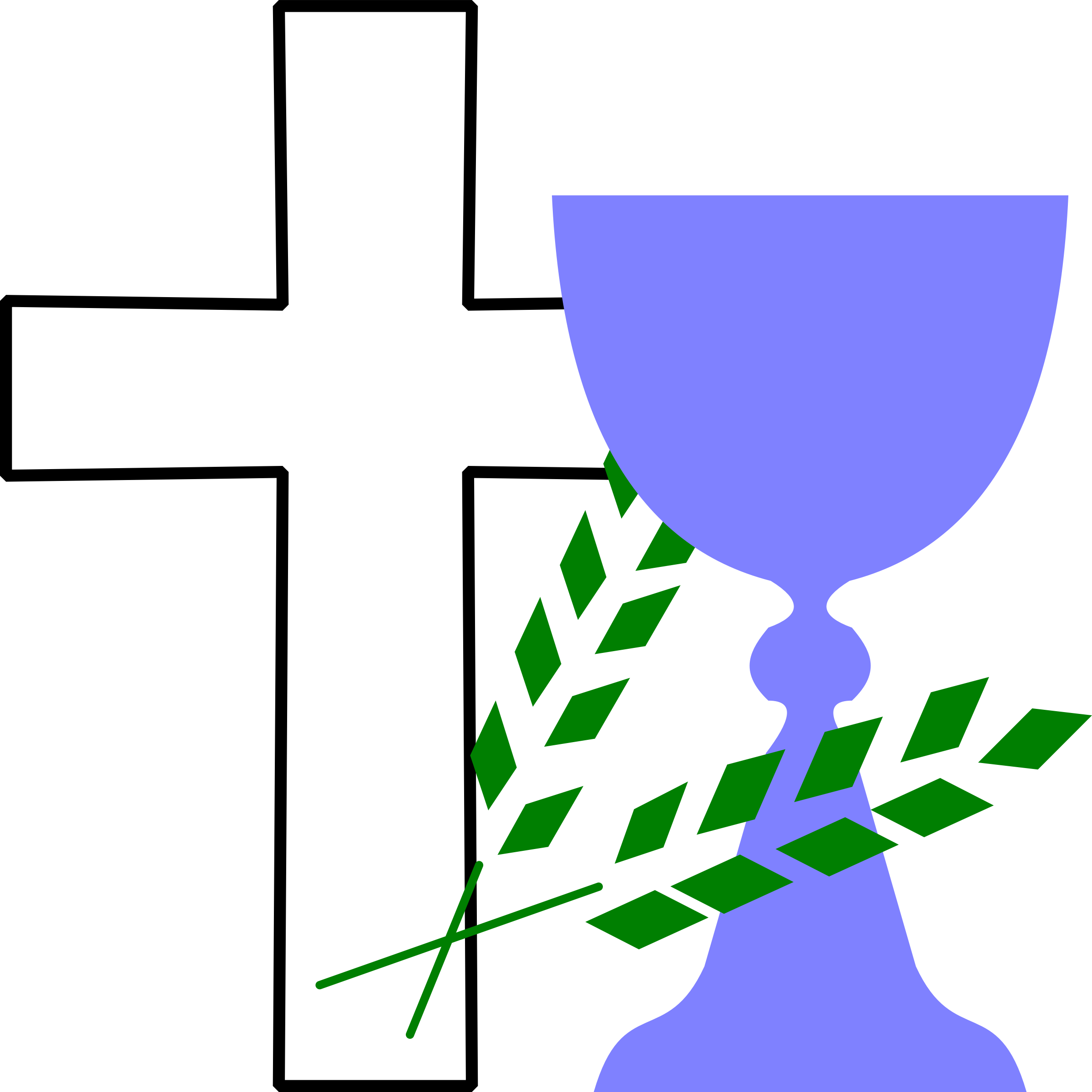 Cross chalice icons png. Wheat clipart icon