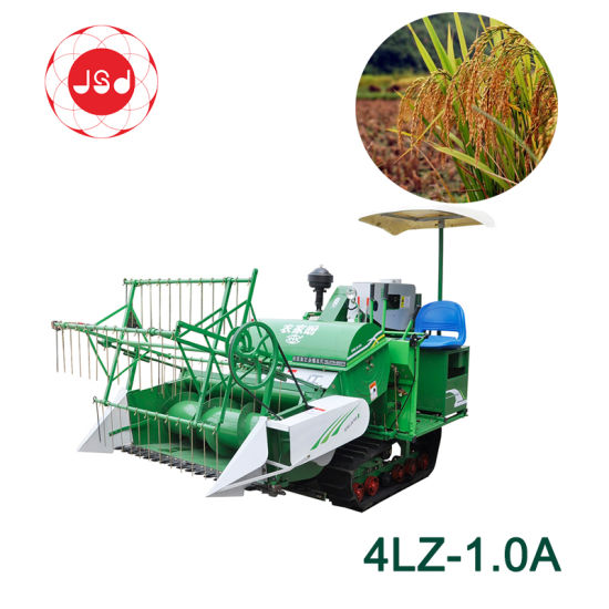 Wheat clipart rice harvester. China lz agriculture crawler