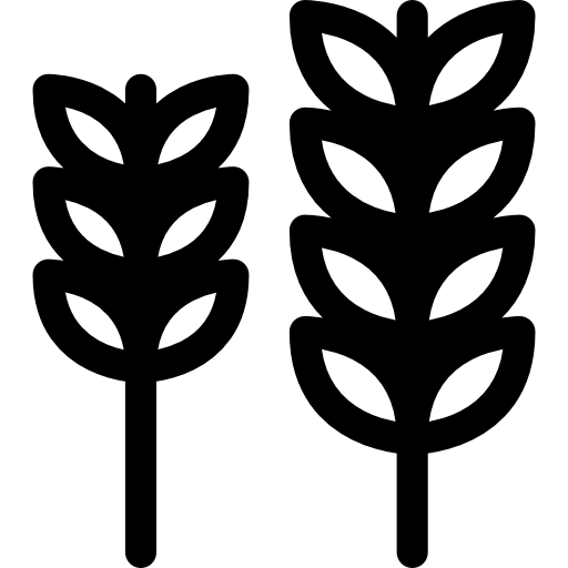 Wheat clipart sprig. Sprigs icons free download