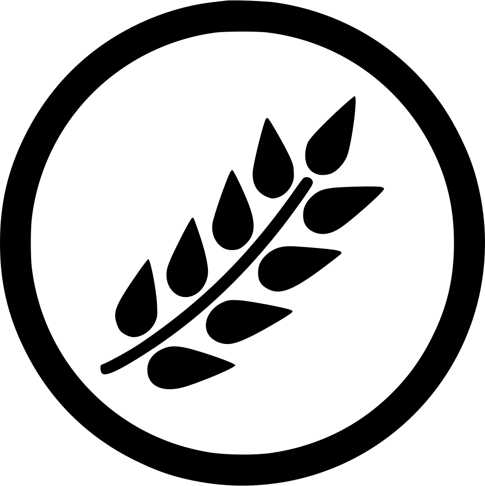 Allergy png icon free. Wheat clipart svg