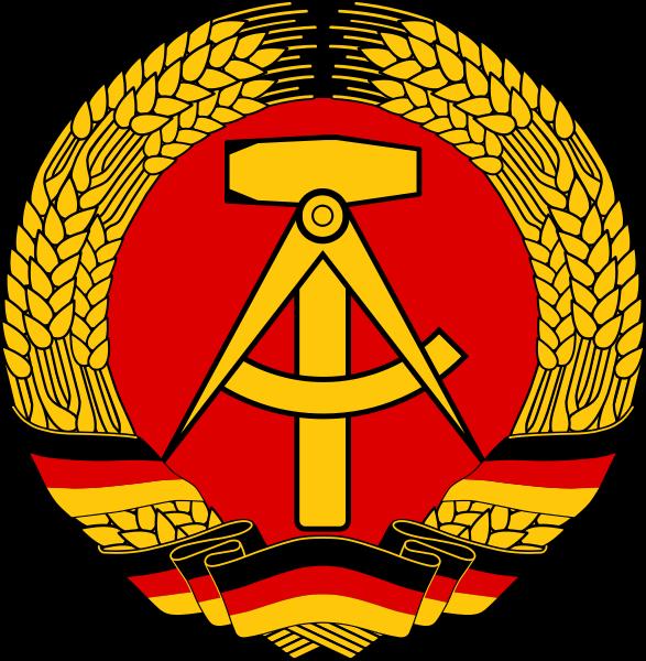 Wheat clipart symbolism. German democratic republic east