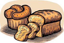 Wheat clipart wheat bread.  grains clipartlook