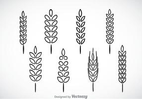 Free vector art downloads. Wheat clipart wheat stalk
