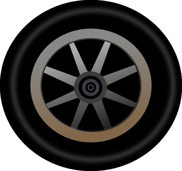 Clip art at clker. Wheel clipart