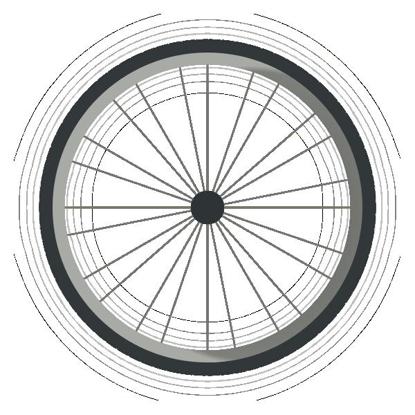 Bike panda free images. Wheel clipart