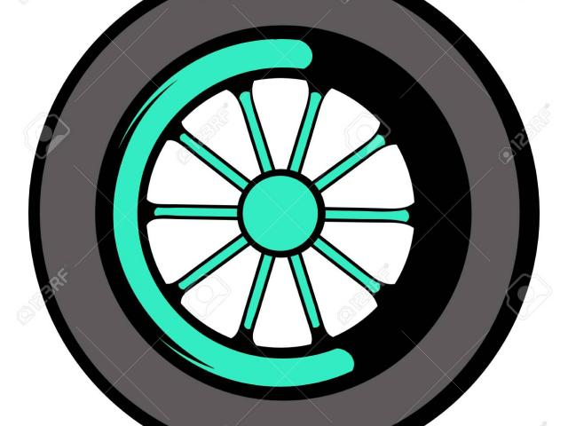 Free download clip art. Wheel clipart animated