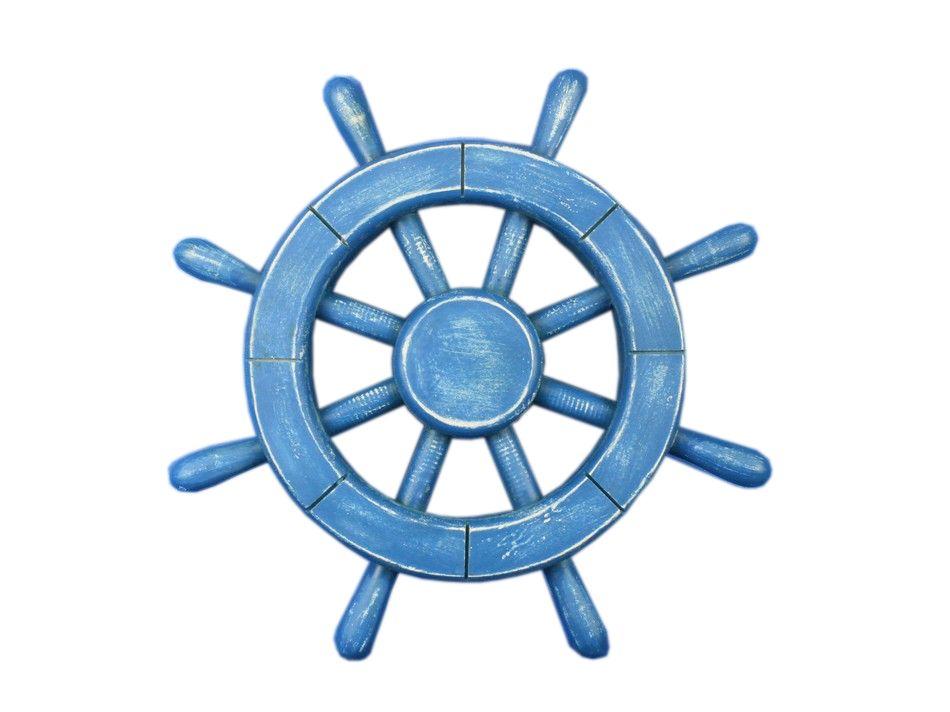 Ship clip art free. Wheel clipart blue