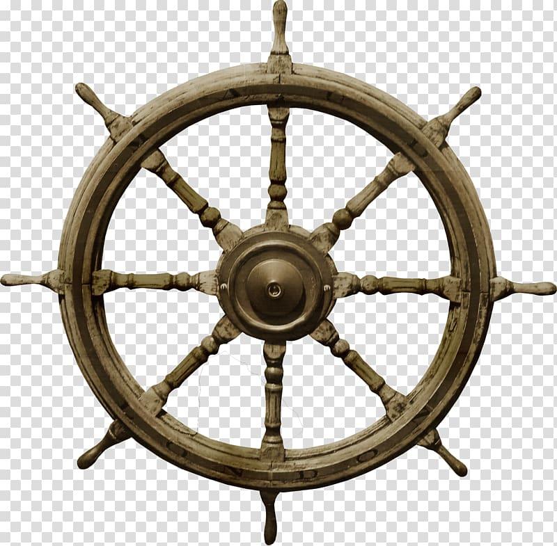 Wheel clipart brown. Ship s ships boat