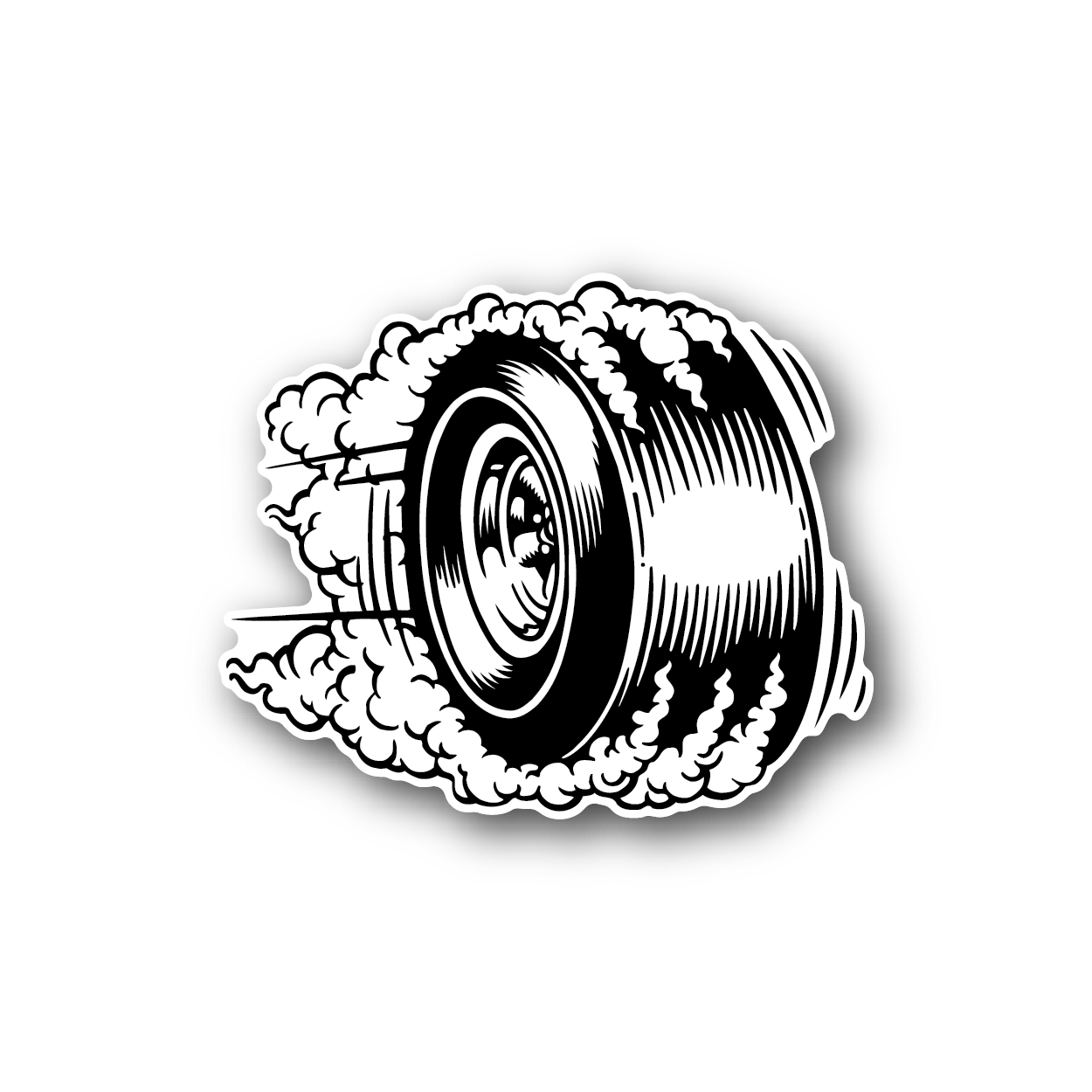Wheel clipart burnout. Bicycle tires car clip
