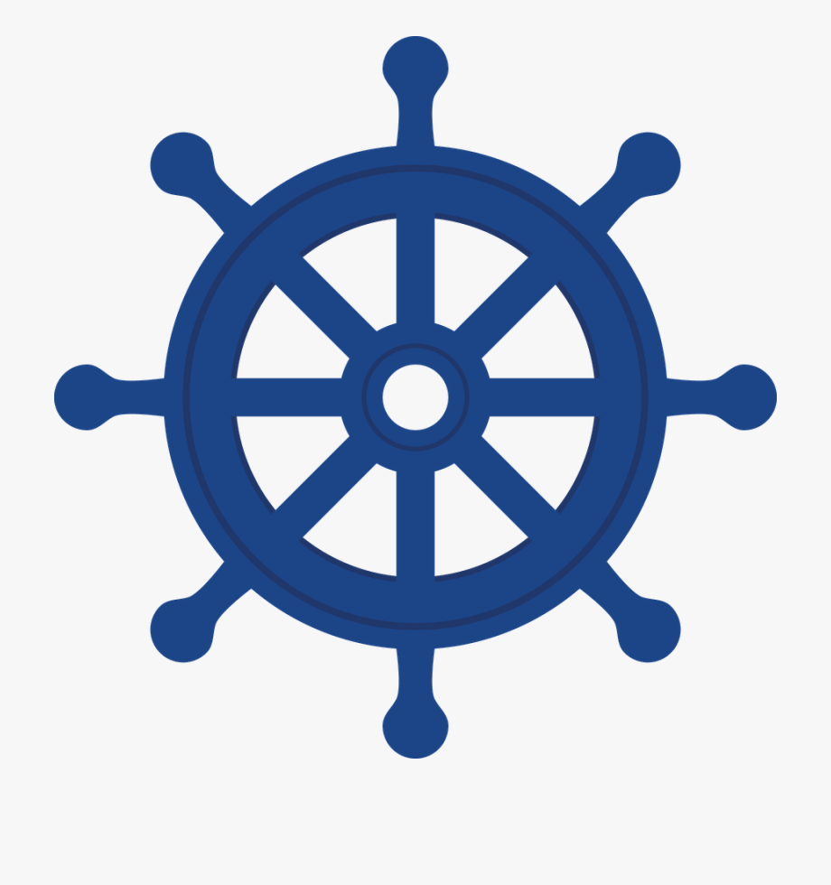 Wheel clipart captain. Freeuse download steering ship