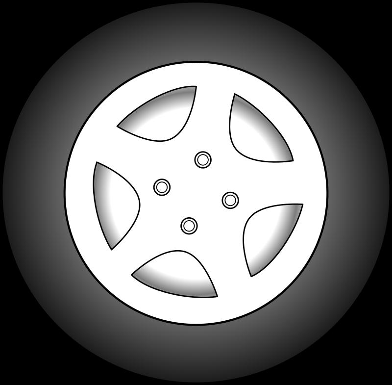 Medium image png . Wheel clipart cartoon